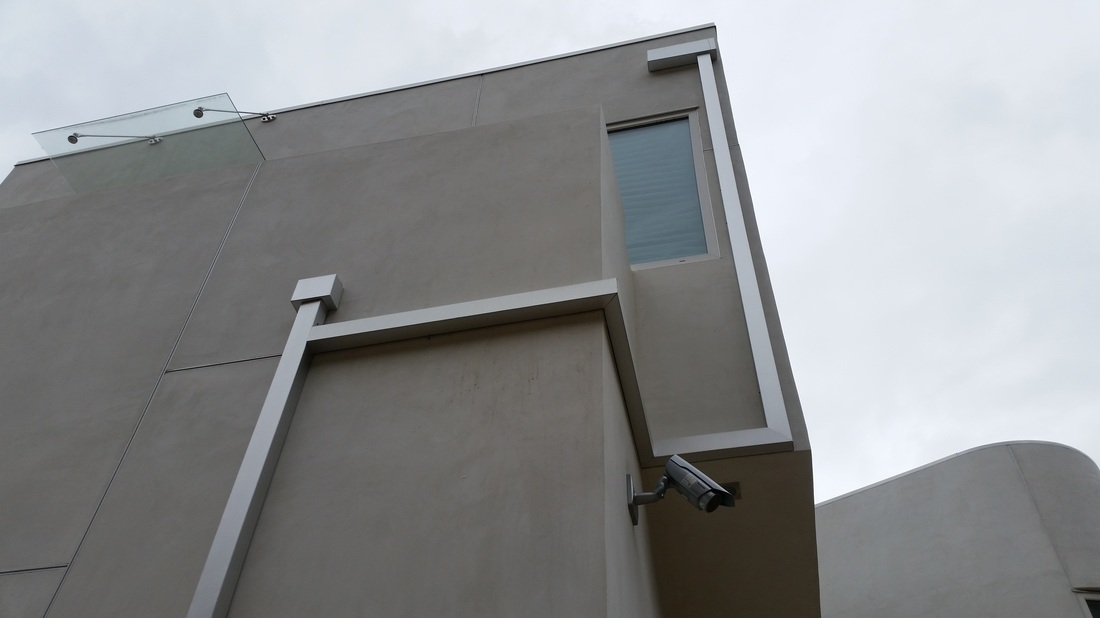 Anodized Aluminum Downspouts And Collector Bo